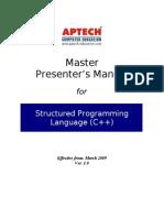 714-Master PM - Structured Prgm Lang (C++)_ver 1.0