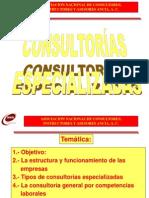 Consultoria Administrativa Bases