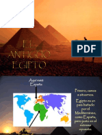 Antiguo Egipto Power Point