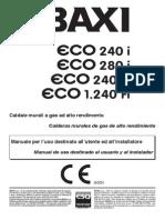 Baxi Eco 240 Nfi