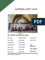 From Lattakia With Love
