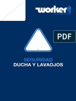 Duchas y Lavaojos