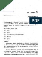 Mathematical Astro - Panchang