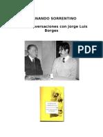 Sorrentino Fernando - Siete Conversaciones Con Borges