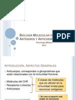 2 Biología Molecular de Antígenos y Anticuerpos