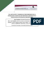 Paper - Congreso de Mar Del Plata