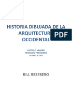 Historia dibujada de la arquitectura occidental