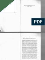 Friedrich Hölderlin- El devenir en el declinar