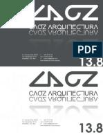 PORTAFOLIO CAOZ ARQUITECTURA / ARQ J. MIGUEL CHAVEZ VEGA
