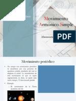 Movimiento Armonico Simple Presentacion