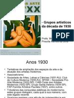 Arte Brasileira Sec XX-4