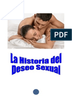 La Historia del deseo sexual   (Humor)