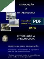 1 octavio AULA INTRODUÇÃO OFTALMOLOGIA UFRJ