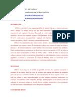 FLUXOGRAMA SAE AO PACIENTE COM CÂNCER DE TIREÓIDE