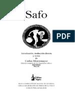 Poemas - Safo (Griego-espanol).pdf