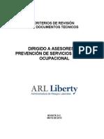 ARP-DI-PV-05 CRITERIOS DE REVISIÓN INFORMES TÉCNICOS
