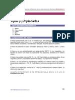 Metalicos_02._Tipos_y_propiedades
