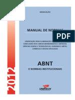 Manual Abnt Grad