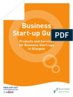 Start Up Business Pack Glasgow
