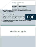 American English Luli Arta