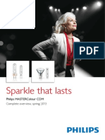 Philips MASTERColour CDM Brochure