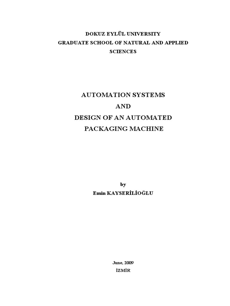Automation And Design Of Packaging Control Theory Eq6 Pro Fried Circuit Board Fuse Replacement Discussions Mounts