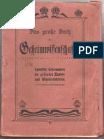 14168259 Das Grosse Buch Der Geheimwissenschaften