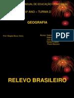 -Relevo Brasileiro Mapas