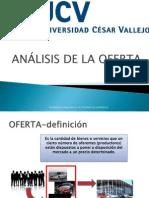 Analisi de La Oderta
