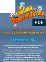 Consumo_ahorro e Inversion