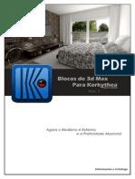 Catalogo Blocos de 3D Max Para Kerkythea