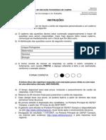 Prova_UNED_Guarus - Farmácia