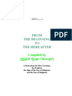 From the Beginning to the Hereafter - Stories of the Prophets