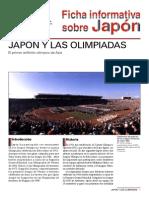 Japon y Las Olimpiadas