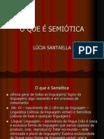 O que é Semiótica