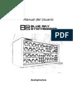 BSS Manual de Uso