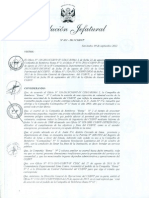 Resolucion CGBVP 432-2013 (B-2, B-11)
