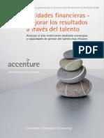 Accenture Entidades Financieras Mejorar Los Resultados a Traves Del Talento