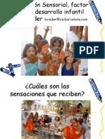 Diapositivas de Integracion Sensorial