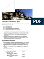 Glendale Water & Power - Small Business