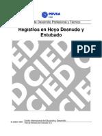 CIED PDVSA - Registros en Hoyo Desnudo y Entubado