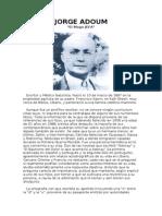 Jorge Adoum, Mago JEFA - Biografia.doc