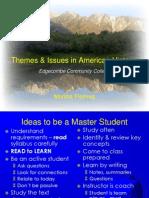 Themes American 2012