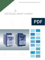 WEG Soft Starters Ssw07 e Ssw08