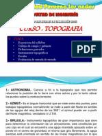 EQUIPOS TOPOGRÁFICOS CLASE-I
