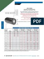 ICEA-AEIC Diameter Comparison