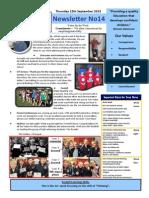 Fordell School Newsletter Week 7 T3 2013 v2