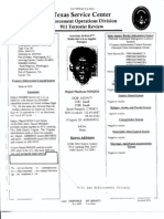 T5 B50 Hijacker Primary Docs- AA 77 2 of 2 Fdr- Moqed Tab- Texas Service Center- Terrorist Review- Majed Moqed 351