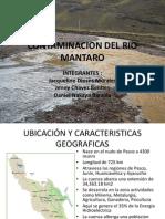 Contaminacion en El m Antaro Final