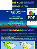 Virreinato del Perú - Diapositivas